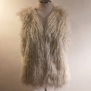 Jackets & Blazers - Authentic Vintage Lambs Wool Vest